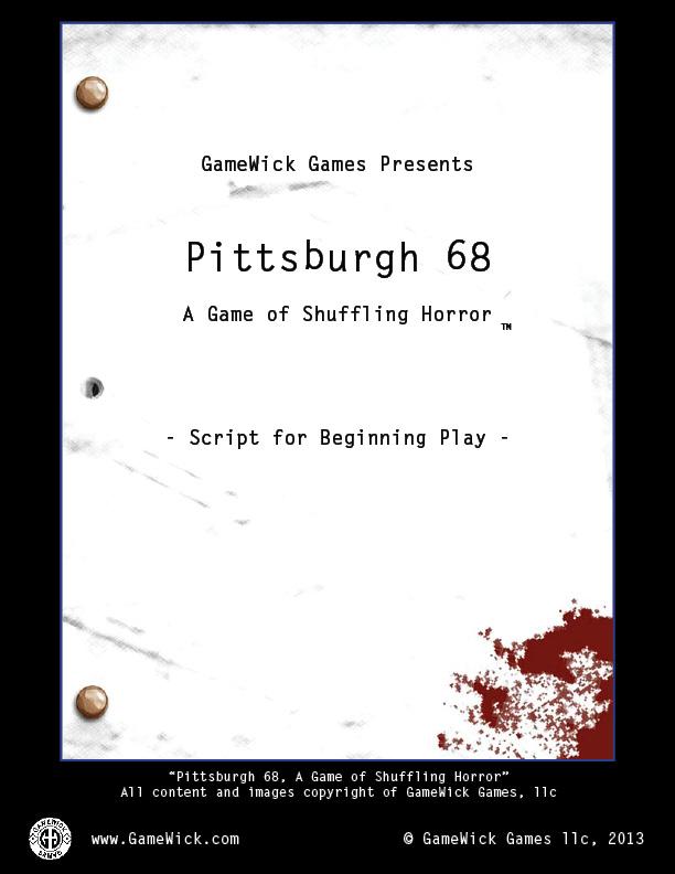 P68 Starter Script