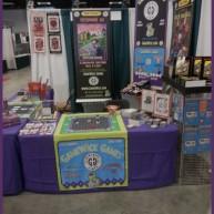 CON-Gen Con 2013-The GameWick Booth