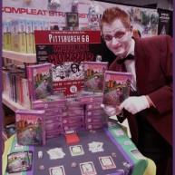 CON-Comic Con NYC 2014 with the Midnite Shuffler